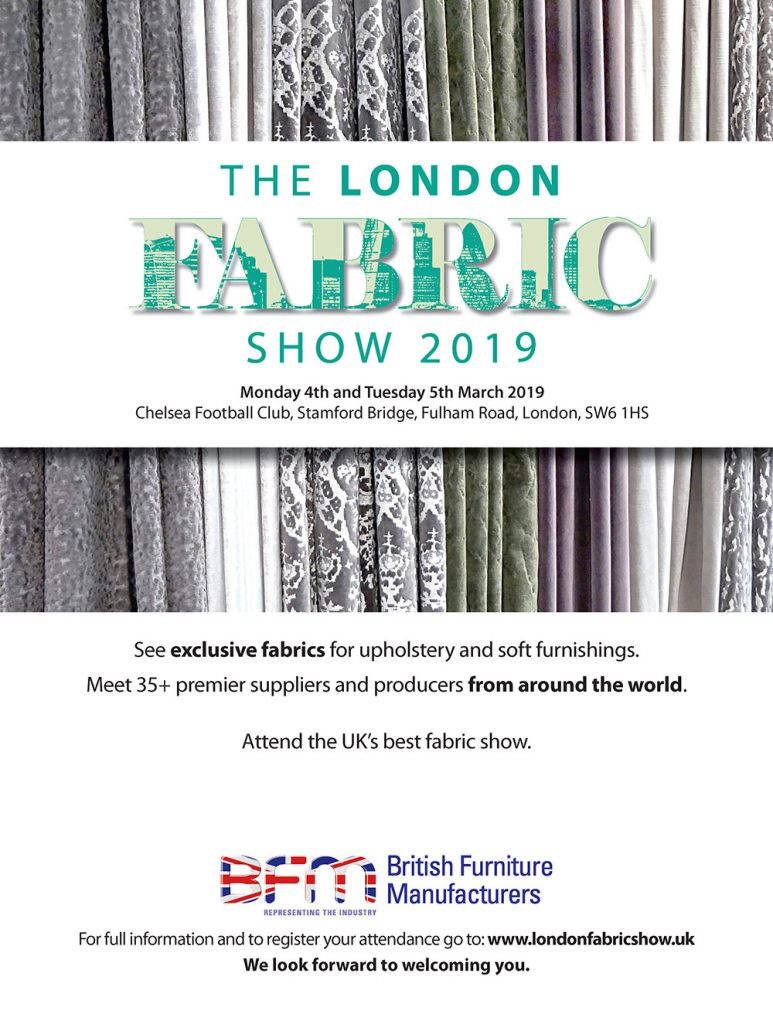 London Fabrich Show 2019
